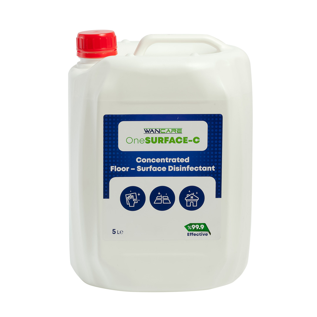 CONCENTRATED FLOOR-SURFACE DISINFECTANT